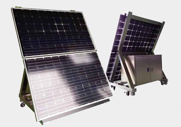 オフグリッド太陽光発電MARK2