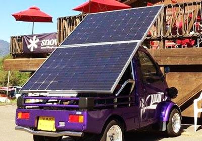 オフグリッド太陽光発電ツアラーV